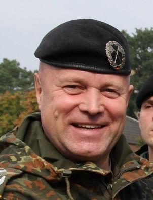 Oberst Malzahn, General der Heeresaufklärungstruppe 2018
